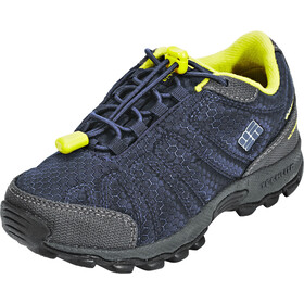 Columbia Firecamp Sledder II WP Zapatillas Niños, collegiate navy/ginkgo